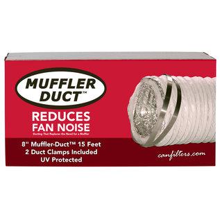 Can Fan Can-Fan Muffler Ducting 8 in x 15 ft