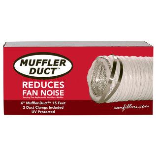 Can Fan Can-Fan Muffler Ducting 6 in x 15 ft