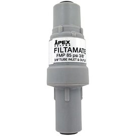 Apex Valves Apex (FMP85PSI) 85 PSI Filtamate Pressure Limiting Valve Filter Protection - 3/8