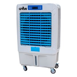 Grow1 GROW1 Portable Industrial Greenhouse Swamp Cooler Evaporator 450w 7647 CFM