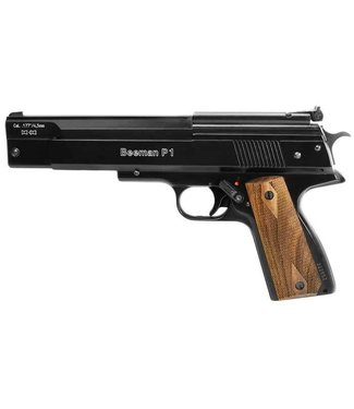 Beeman P1 .22 Cal - Black w/Wood Grips