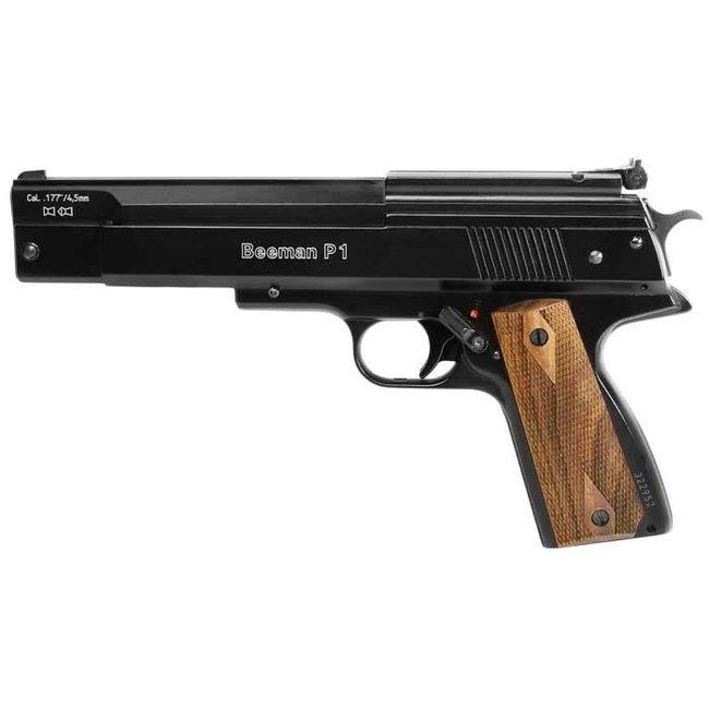 Beeman Beeman P1 .22 Cal - Black w/Wood Grips