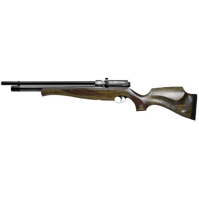 Air Arms Air Arms S510XS FAC S/L Carbine Super-Lite .22 Cal, Hunter Green Stock