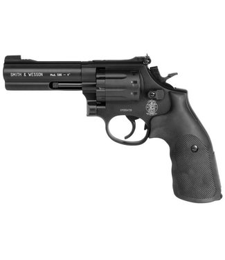 "Smith & Wesson Smith & Wesson 586-4"" Black"
