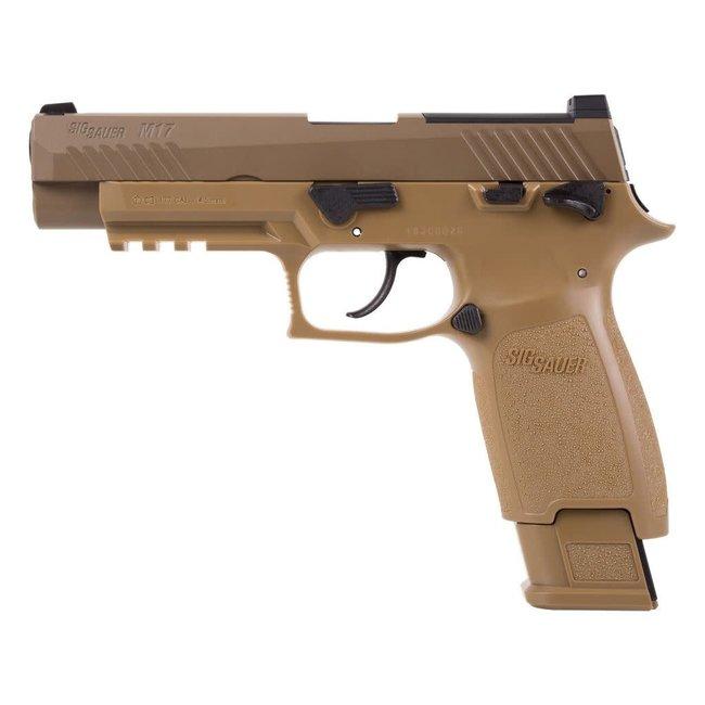 Sig Sauer Sig Sauer M17  Blowback Pellet Pistol - Tan