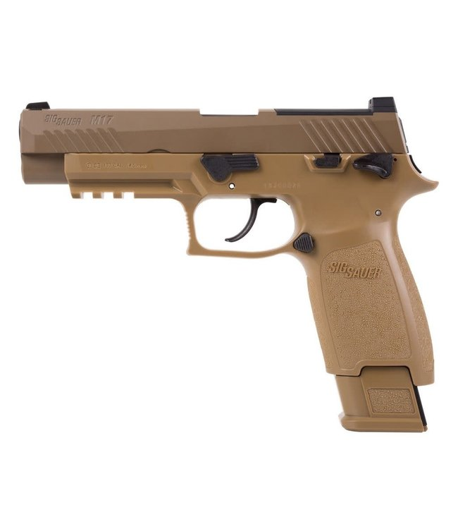 Sig Sauer M17 P320 Blowback - Tan