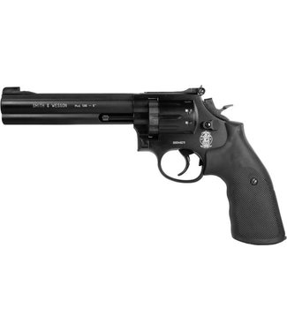 "Smith & Wesson S&W 586-6"" Black"