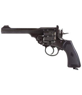 Webley & Scott Webley MKVI Pellet Revolver - Battlefield FInish