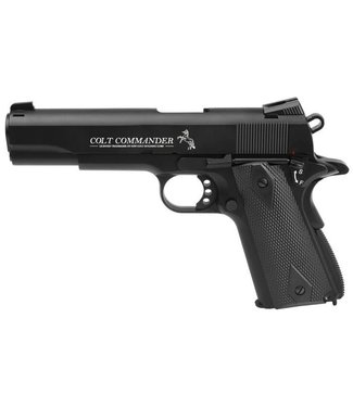 Colt Commander Blowback