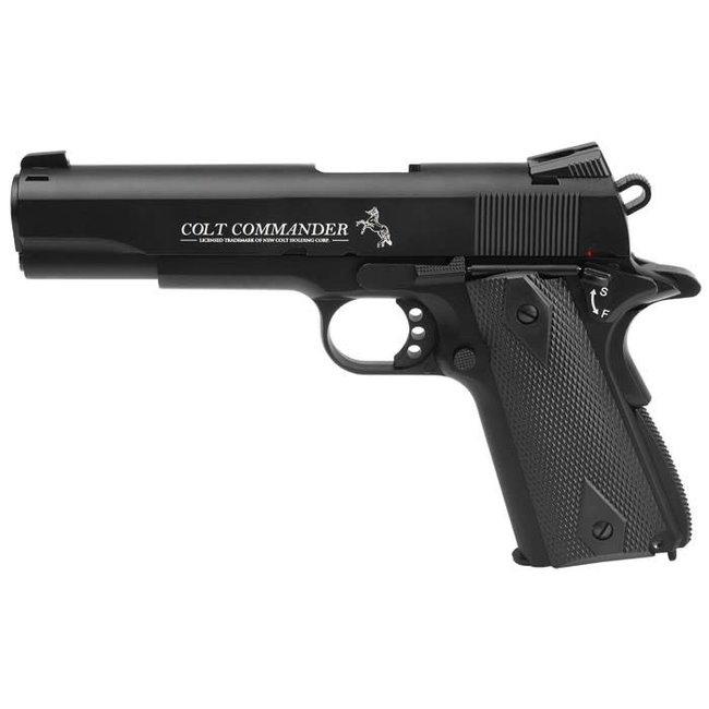 Colt Commander Blowback