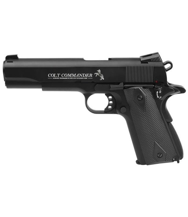 Colt Colt Commander Blowback