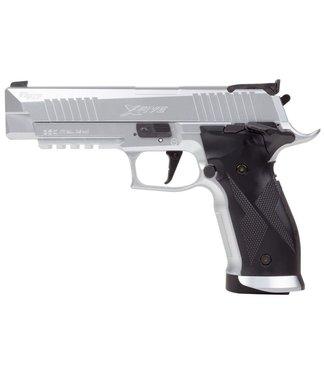 Sig Sauer Sig Sauer X-Five Blowback Pellet Pistol - Silver