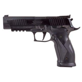 Sig Sauer X-Five Blowback Pellet Pistol - Black
