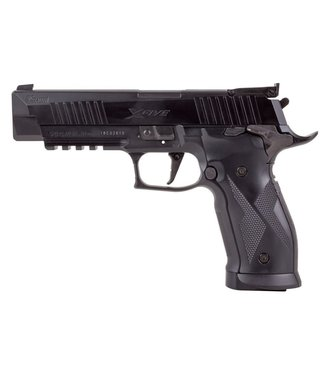 Sig Sauer X-Five Blowback Pellet Pistol - Black