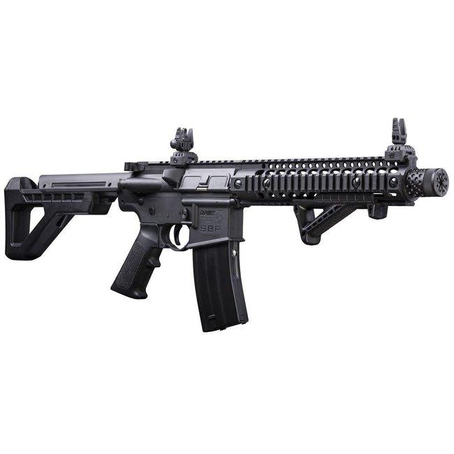 Crosman DPMS SBR Full-Auto BB Rifle