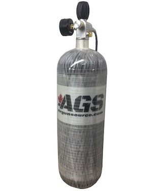 AGS 4500psi, 74cuft Carbon Fiber Air Tank