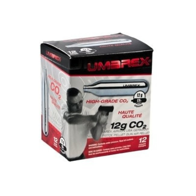 Umarex UX CO2 12g - 12ct
