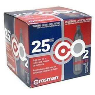 Crosman Crosman CO2 12g - 25ct