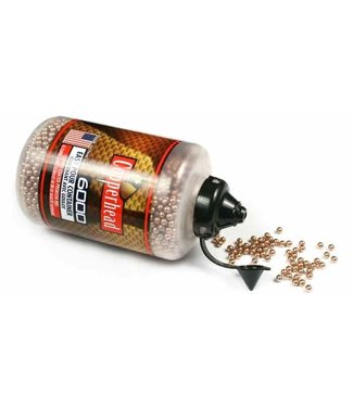 Crosman Crosman Copperhead Steel BB's - 6000ct