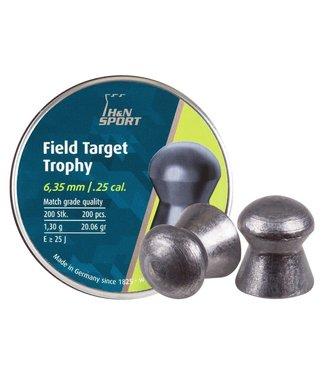 H&N H&N Field Target Trophy .25 Cal, 20.06gr