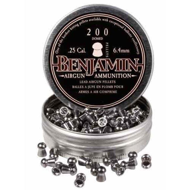 Benjamin Benjamin Premier Domed .25 Cal, 27.8gr