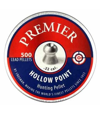 Crosman Premier Hollow Point, 14.3gr