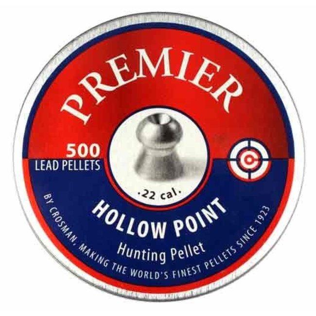 Crosman Crosman Premier Hollow Point .22 14.3gr