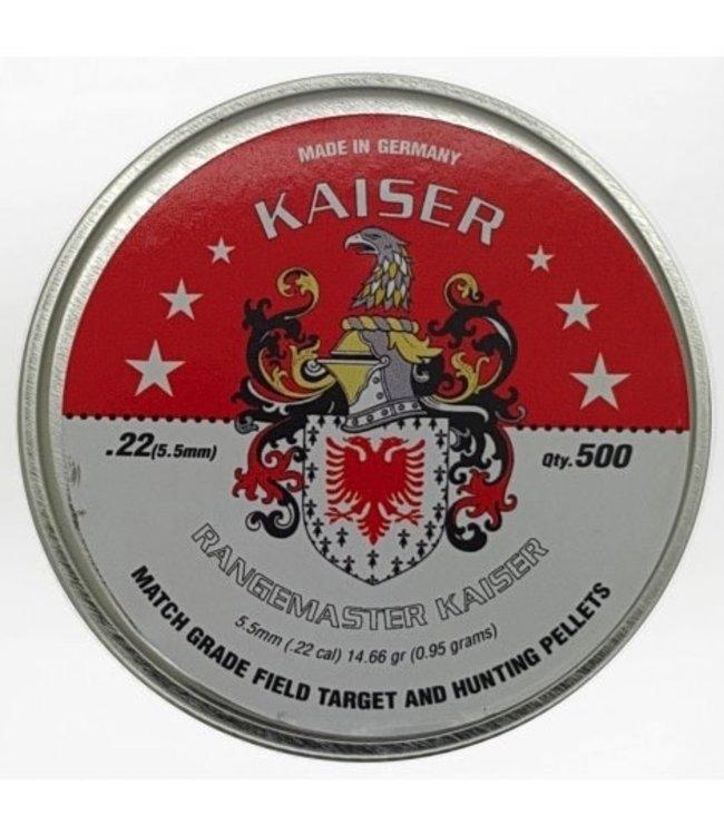 Daystate Rangemaster Kaiser .22 Cal, 14.66gr