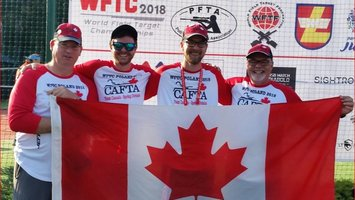 2018 World Field Target Championship Summary