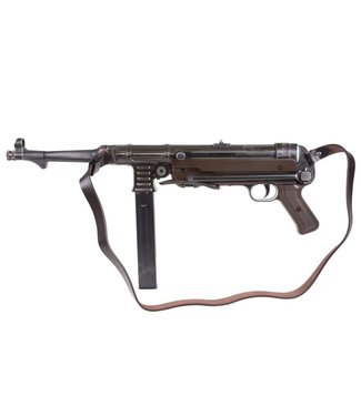 Umarex Special Edition Legends MP40 - Weathered Finish & Leather Strap