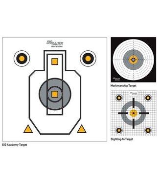 Sig Sauer Sig Paper Targets - 50 Pack