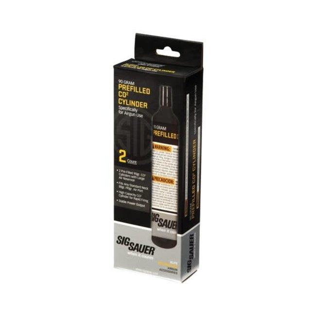 Sig Sauer Sig Sauer 90gram CO2 Cylinders 2-Pack