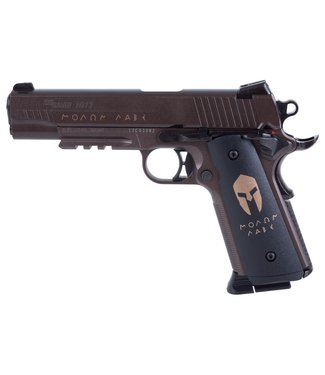 Sig Sauer The Spartan 1911 Full Metal Blowback