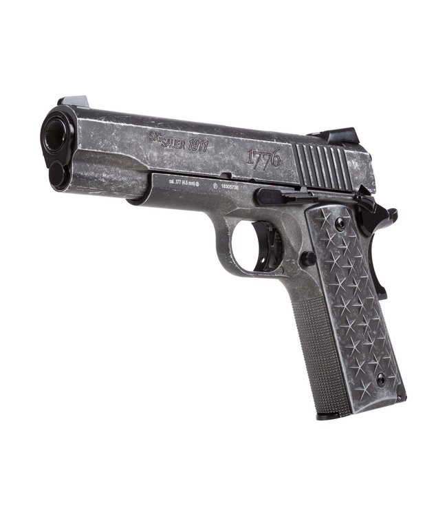 Sig Sauer We The People 1776 1911 Blowback
