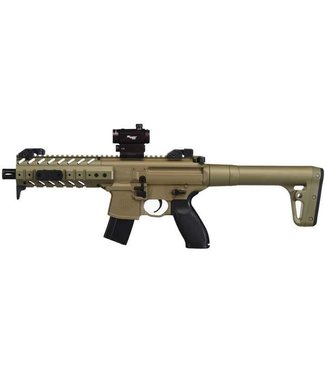 Sig Sauer MPX Rifle w/Red Dot - Flat Dark Earth