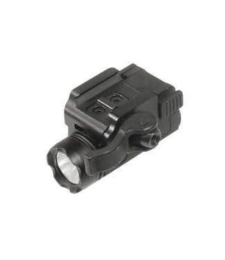 Leapers UTG Tactical Compact Pistol Flashlight w/QD Mount