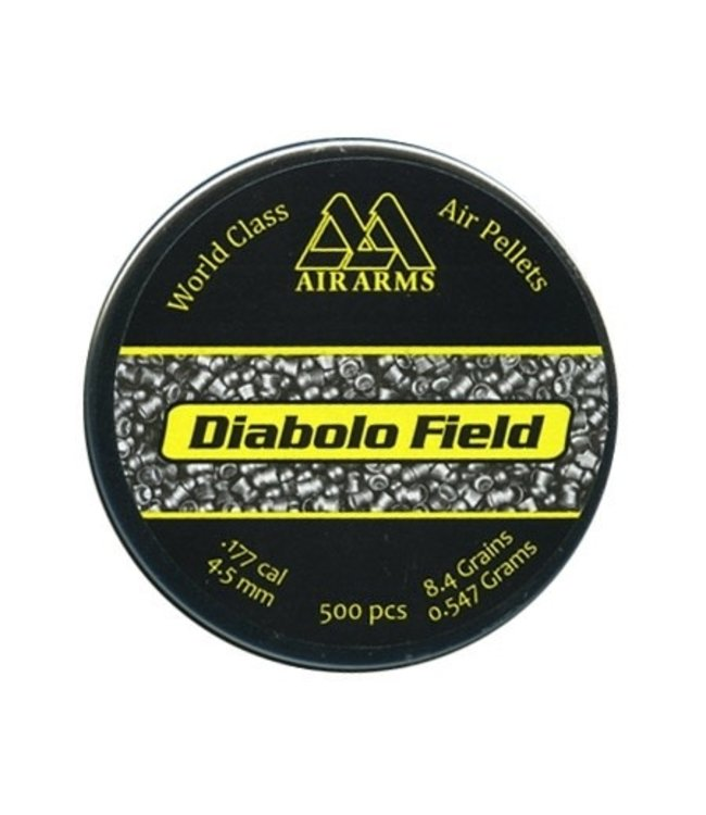 Air Arms Air Arms Diabolo Field .177 Cal, 8.44gr, 4.52mm