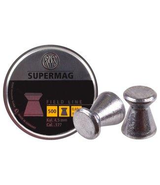 RWS Supermag .177 Cal 9.3gr