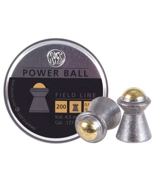 RWS Power Ball .177 Cal, 9.4gr