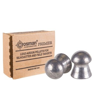Crosman Premier Field Target Domed .177 Cal, 7.9gr - 1250ct