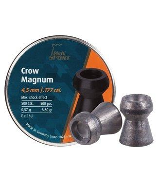 H&N Crow Magnum .177 Cal, 9.26gr