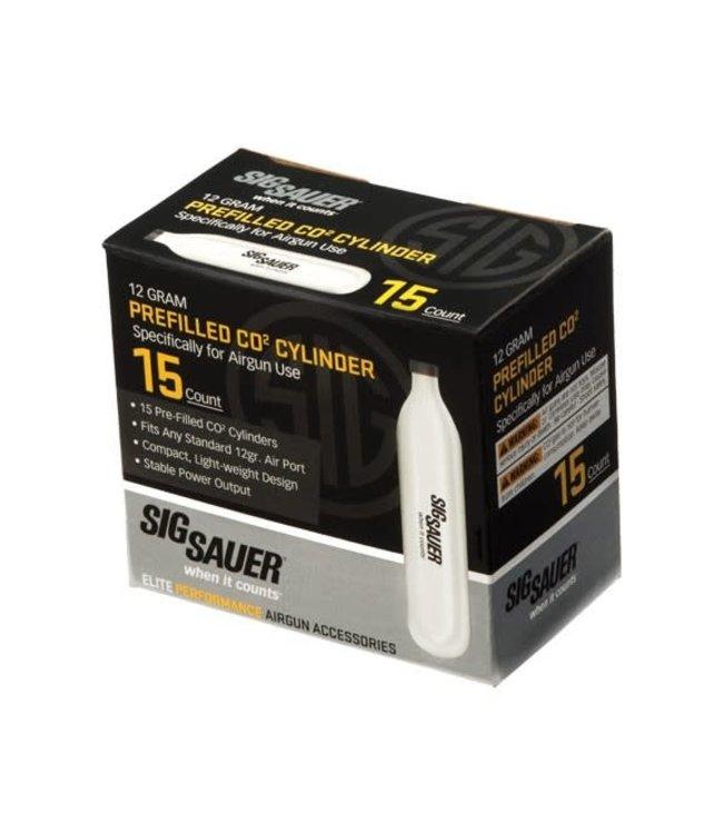 Sig Sauer Sig 12g CO2 - 15ct