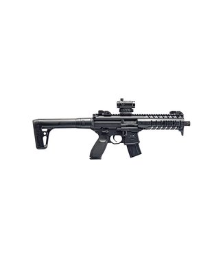Sig Sauer MPX Rifle w/Red Dot - Black