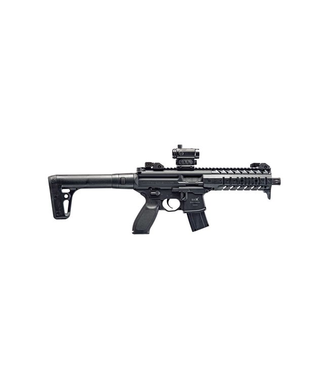Sig Sauer Sig Sauer MPX Rifle w/Red Dot - Black