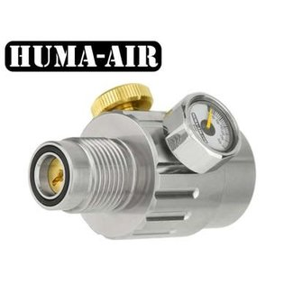 Huma-Air External Inline DIN Regulator with Adjuster