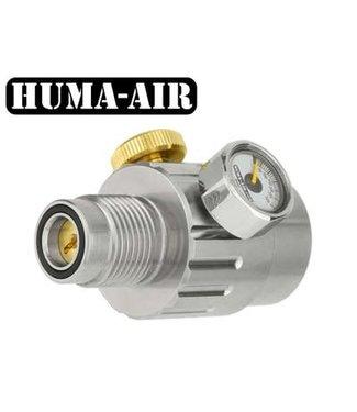 Huma-Air Huma-Air External Inline DIN Regulator with Adjuster