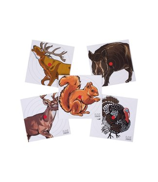 Umarex Animal Paper Targets - 100ct