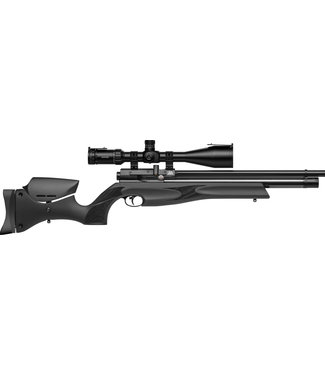 Air Arms S510 Ultimate Sporter XS Carbine .22 Cal - Black Soft Touch