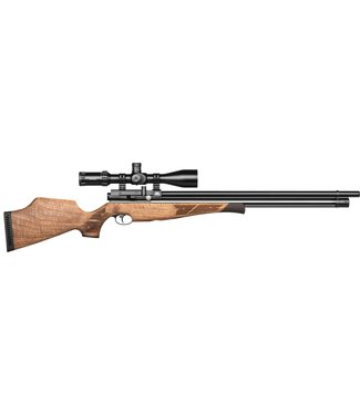 Air Arms S510 XS Extra .22 Cal - Walnut