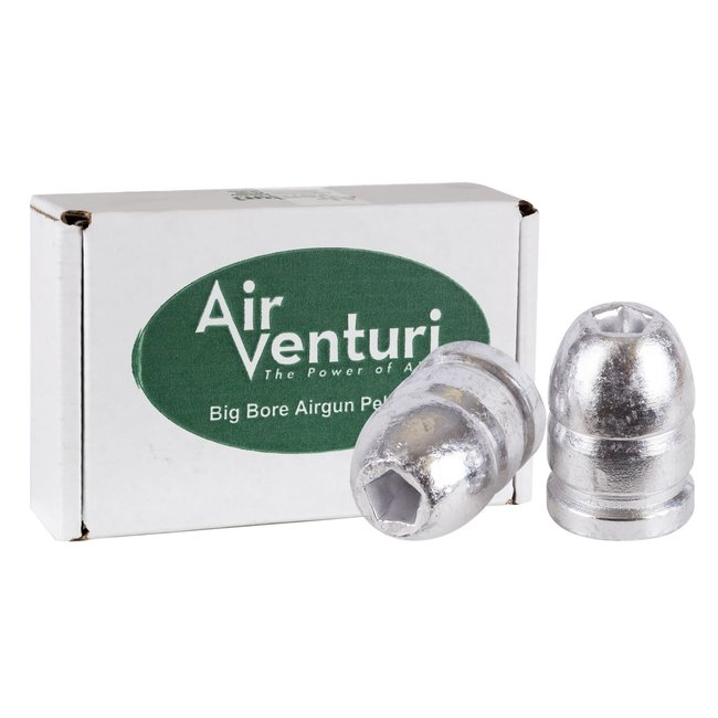Air Venturi .45 Cal, 250gr, Hollowpoint